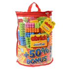 Sac demi lune 100 briques ABRICKS + 50 gratuites