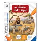 """Tiptoi livre """"Je découvre les animaux d'Afrique"""""""