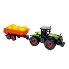 Tracteur xerion plastigam