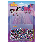 Blister Licorne Perles