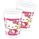 Gobelets Hello Kitty