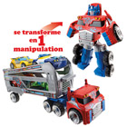 Transformers Camion Robot Optimus Prime