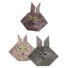 Origami Paper Zoo