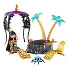Monster High Cléo et Oasis mystérieux