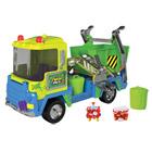 Trash Pack Camion benne + 2 personnages et poubelles