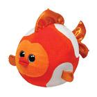 Peluche Beanie ballz - Le poisson 20 cm