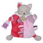 Doudou et cie - Doudou Marionnette Chat