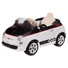 Voiture Fiat 500 12 Volts
