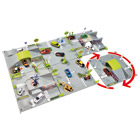 Circuit modulable 3D 6 plaques