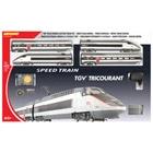 Coffret TGV réseau tricourant