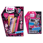 Set de papeterie Monster High Petit modèle