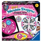 Mandala designer 2 en 1 Monster High