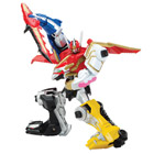 Power Rangers Figurine Retrofire Megazord 12 cm
