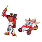 Power Rangers-Figurine transformable