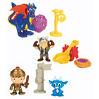 Figurines Mike et ses Amis Assortiment