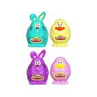 Play-Doh-Poussins et lapins de Pâques