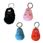 Porte Clés Barbapapa Assortiment