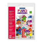 Coffret 9 demi pains Fimo