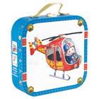 Puzzle évolutif l'hélicoptère de Pierre