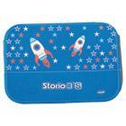 Etui Support Bleu Storio 3S