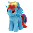 My Little Pony Peluche Rainbow Dash 20 cm
