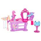 Barbie Salon de Coiffure des sirènes