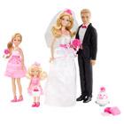 Coffret Barbie Mariage