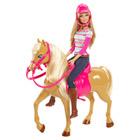 Barbie et son Cheval