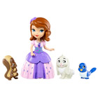Disney Princesse Sofia et ses animaux