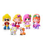 Pinypon Coffret cadeau 6 figurines