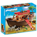 5276-Arche de Noé avec animaux de la savane