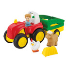 Little people Le Tracteur