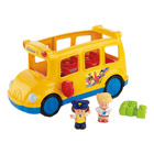 Bus scolaire Little People