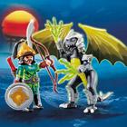 5465-Dragon tempête avec soldat - Playmobil