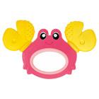 Chicco Hochet de dentition rafraîchissant Crabe