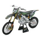 Moto Cross Bud Racing KX450F