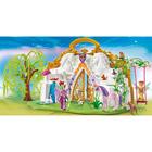 5208-Parc enchanté des fées et licorne transformable
