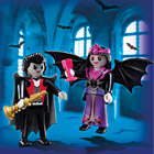 5239-Duo Couple de vampires Playmobil