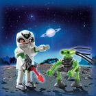 5241-Duo Agent spatial et robot