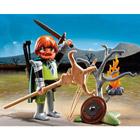 5293-Guerrier Celte avec armes