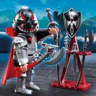 5409-Chevalier et armes de combat