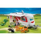 5434-Caravane Playmobil