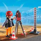 5473-Géomètre Playmobil