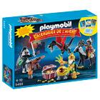 5493-Calendrier de l'Avent Trésor Royal du Dragon Asiatique - Playmobil