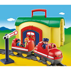 6783-Train avec gare transportable