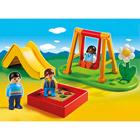 6785-Enfants et parc de jeux Playmobil