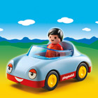 6790-Voiture Cabriolet Playmobil