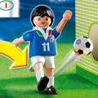 4712-Joueur de Foot équipe Italie