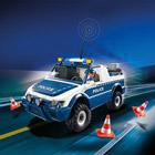 5528-Coffret anniversaire 4x4 de police radiocommandé avec caméra