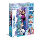 Puzzle 30 pièces La Reine des Neiges